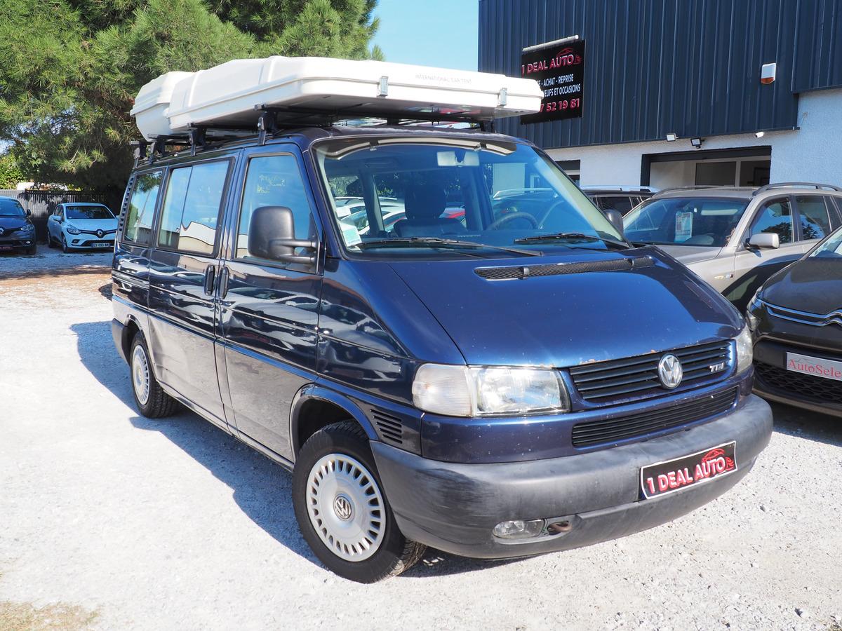 Volkswagen Multivan 102 MOTEUR NEUF 1996 109000KMS