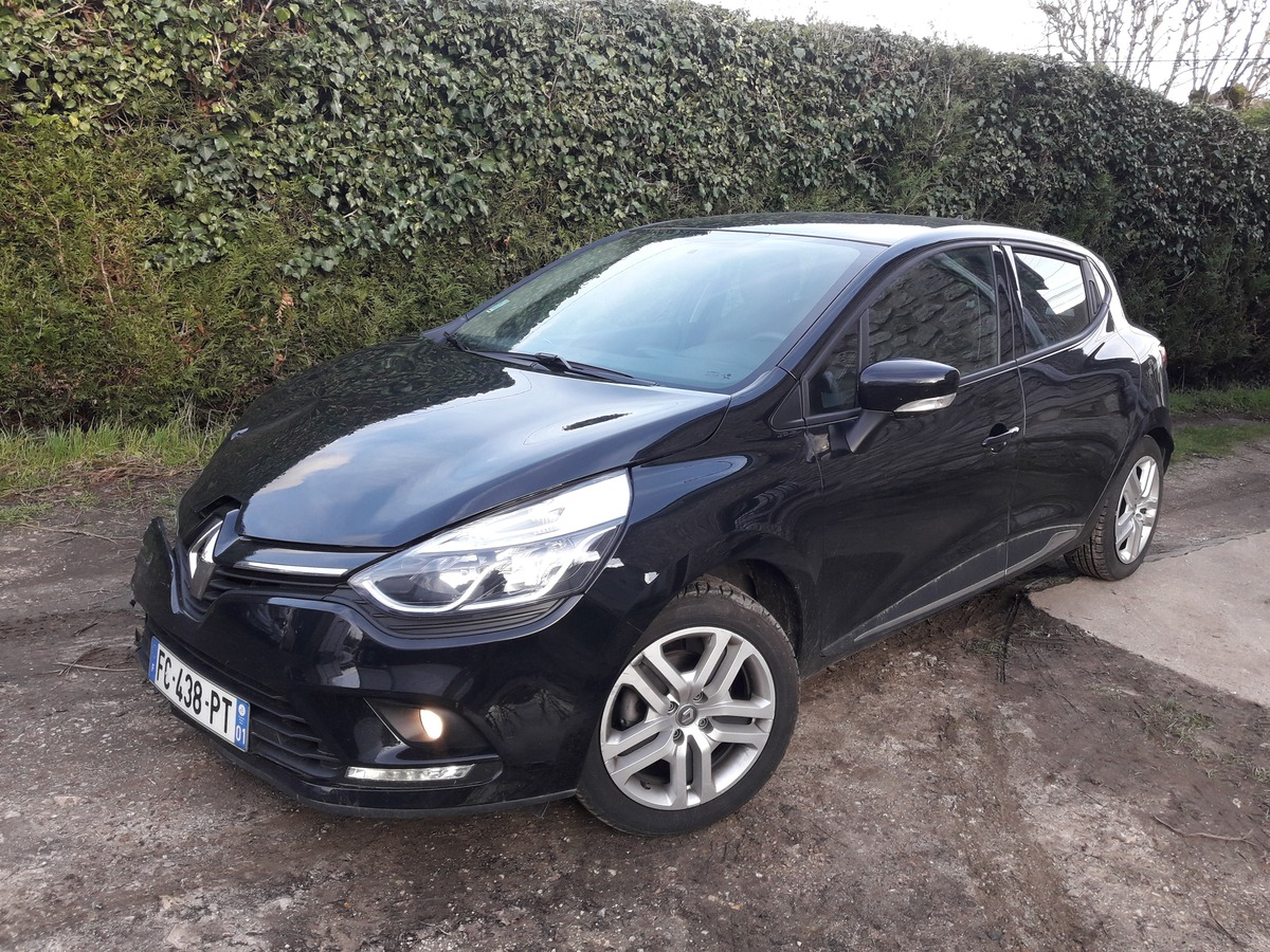 Renault Clio Business 0.9TCE90 28Kms Déc/2018