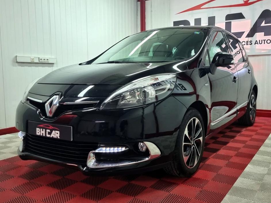 Renault Megane Scenic Bose 1.6l dci 130