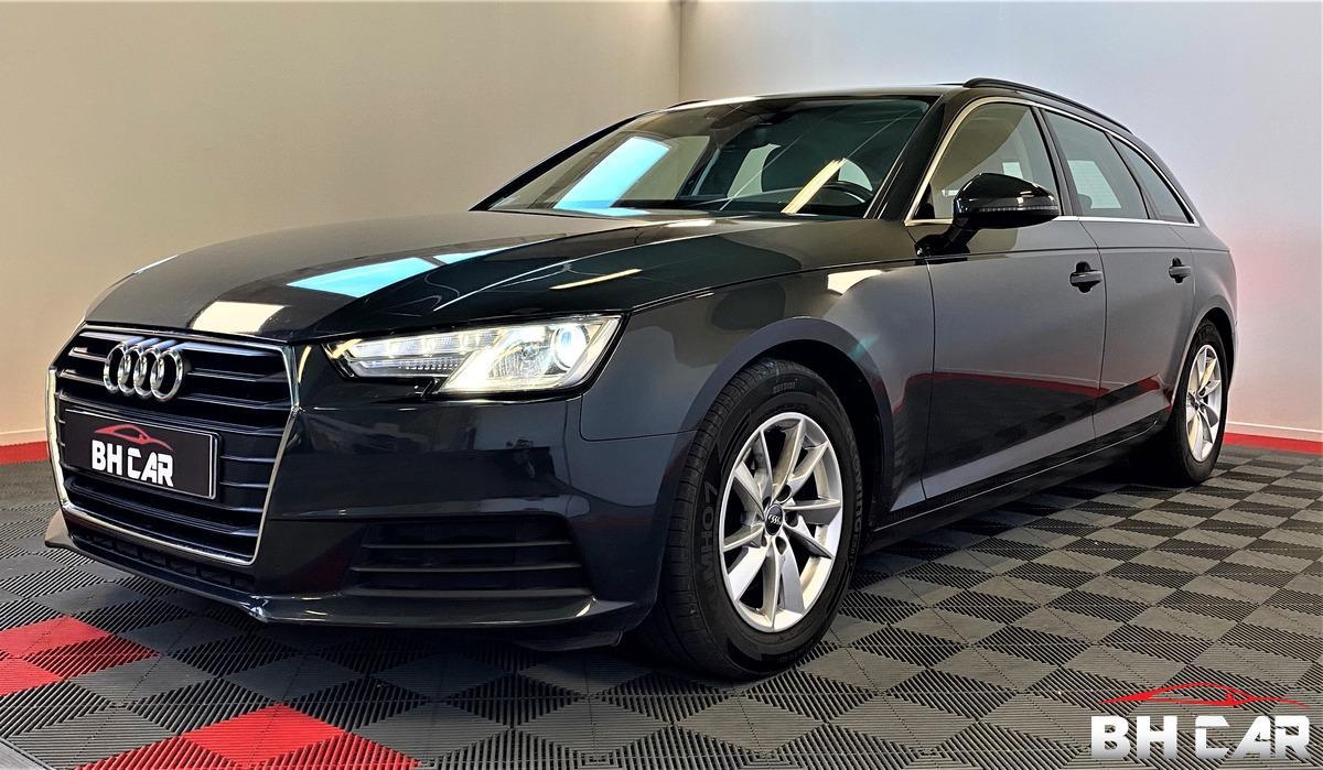 Audi A4 avant 2.0 tdi 150 ch s-tronic 7
