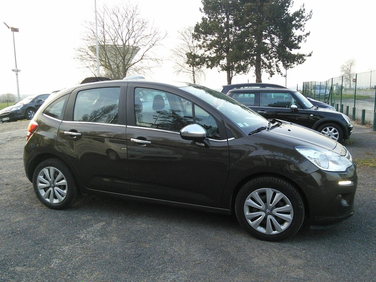 Citroen C3 1.4 HDi COLLECTION 68 CV 59627KM
