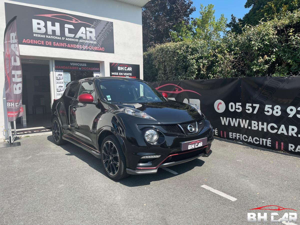 Nissan Juke 1.6 DIG-T 200 CH NISMO ALL MODE