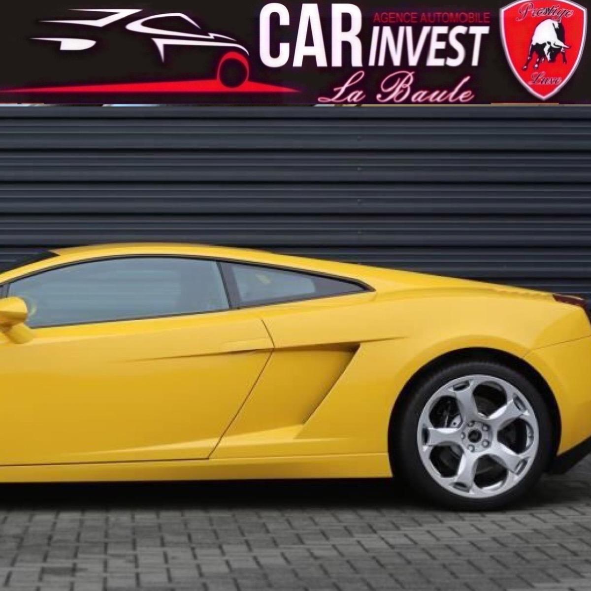 Lamborghini Gallardo V-10  500CH 4 roues  motrices