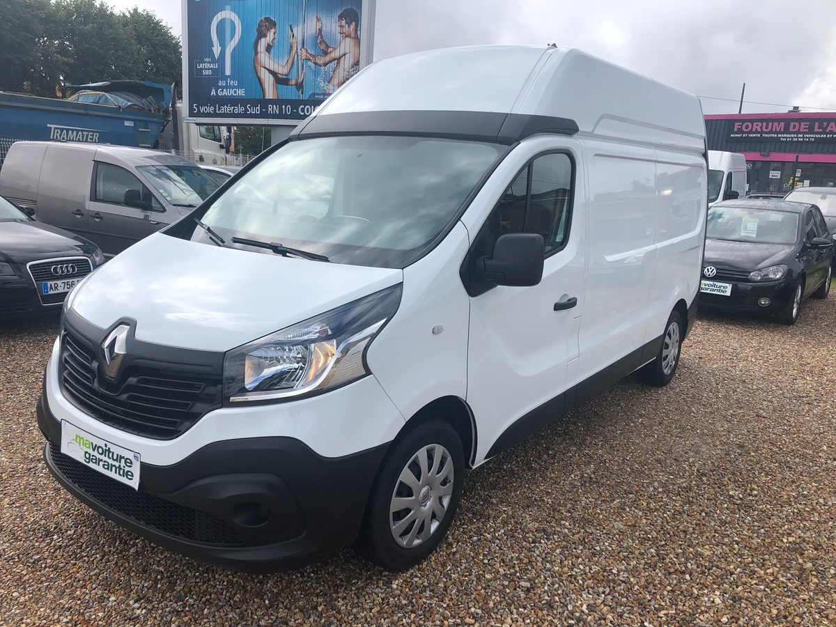 Renault Trafic L2H2 1.6 DCI 125 GD CONFORT FOURGON