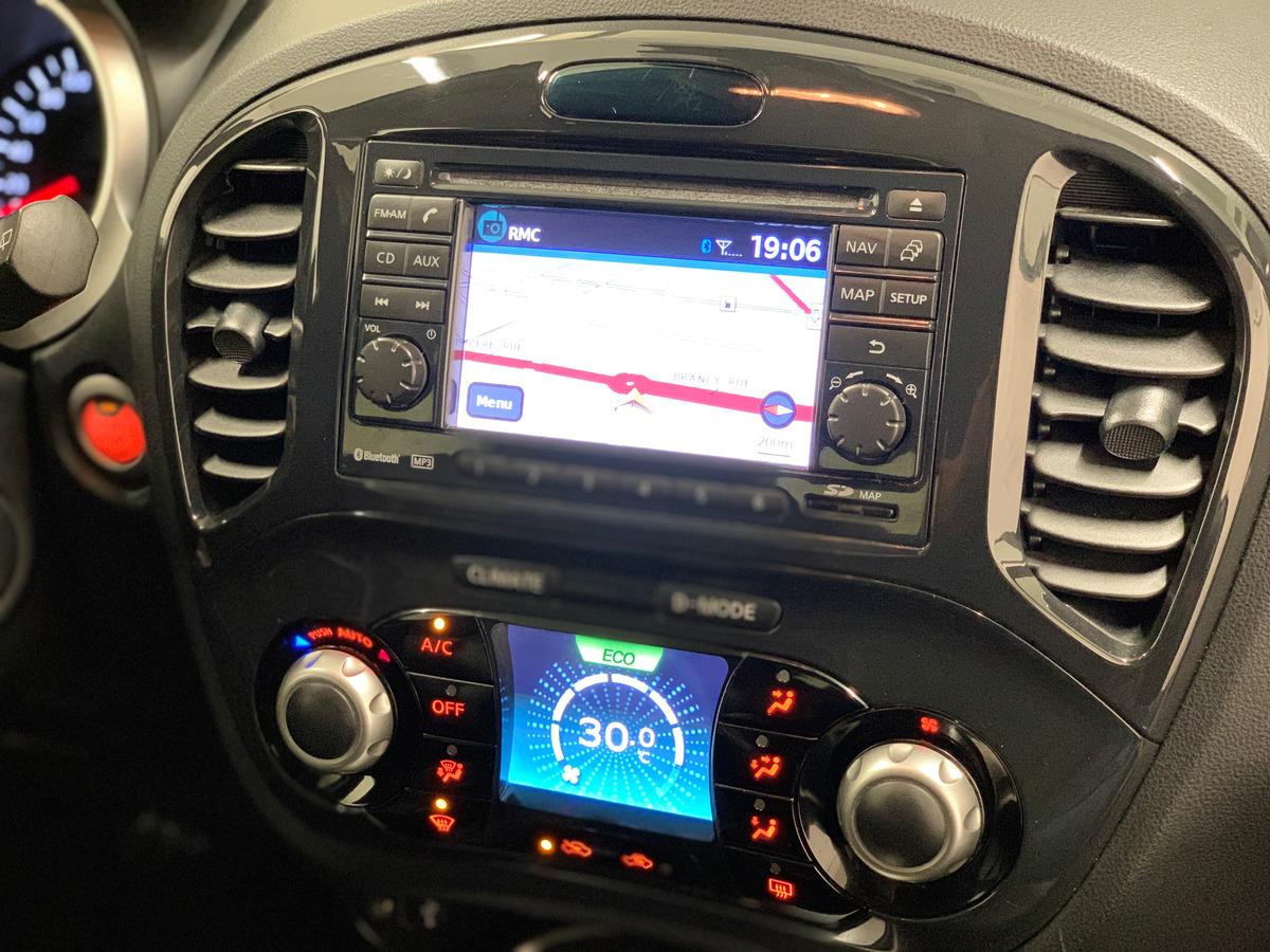 Nissan Juke 1.5 DCi 110 Tekna