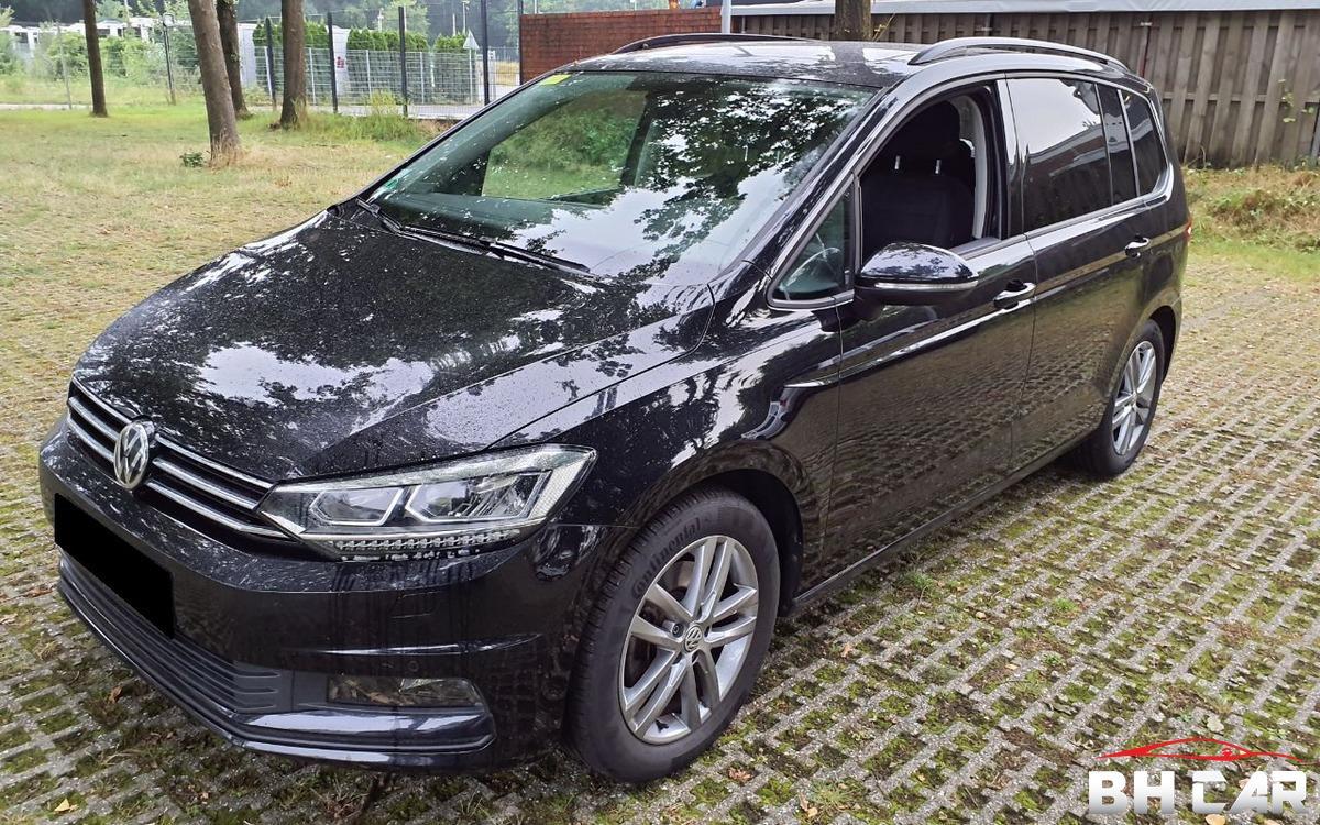 Volkswagen Touran 2.0 TDI 150 CARAT 64700KMS 2017