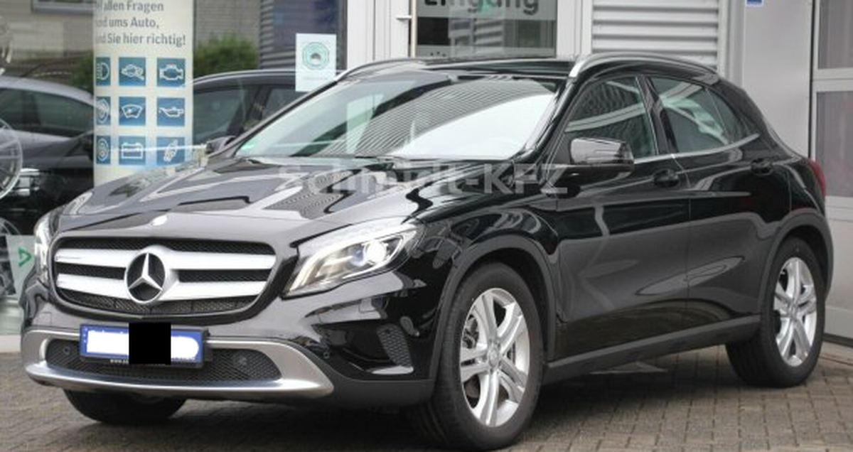 Mercedes Classe Gla 220 4MATIC EDITION1 11/2014