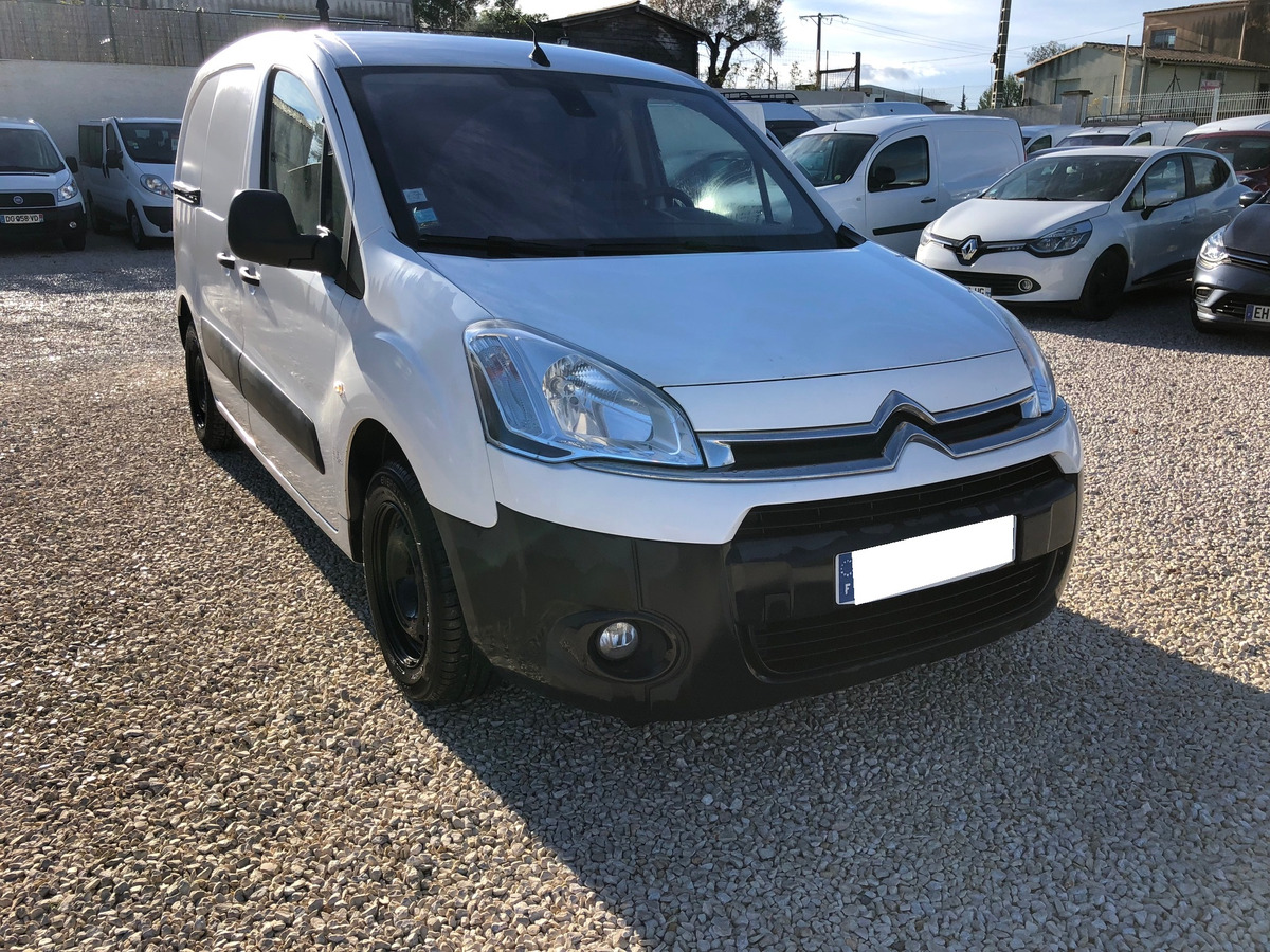 Citroen Berlingo BUSINESS 1.6 E-HDI 90 BMP6 L1 3PL