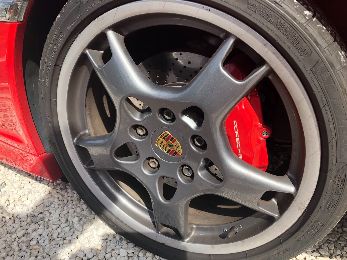 Porsche 911 carre.s 2 3