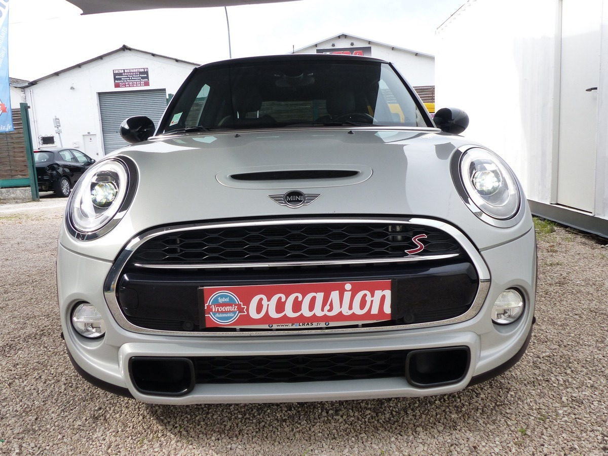 Mini Mini (F56) COOPER S 192 CH RD HOT CHILI 3 f