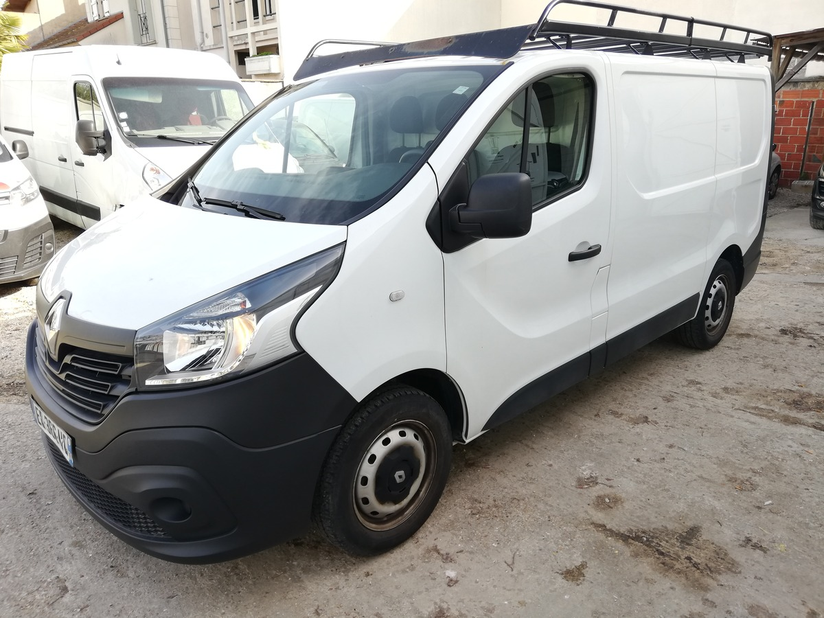 Renault Trafic 1.6 HDI 95CH CLIM GALERIE TVA 1
