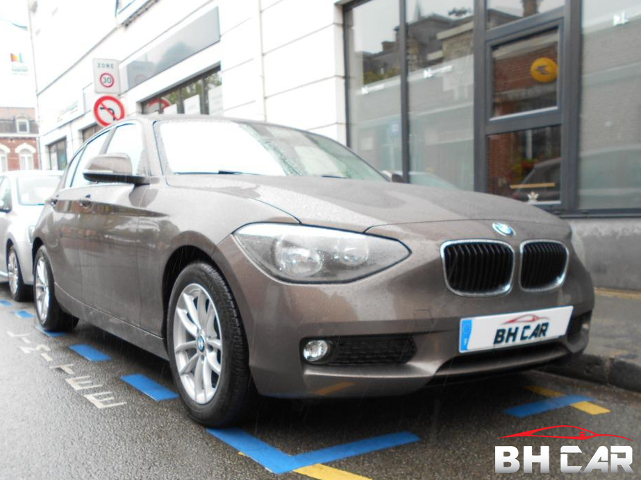 Bmw Serie 1 (F20) 116D DYNAMICS EDITION EXECUTIVE