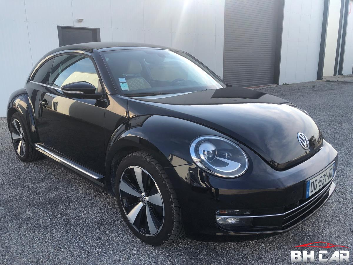Volkswagen New Beetle 1,2L TSI 105 cv Couture