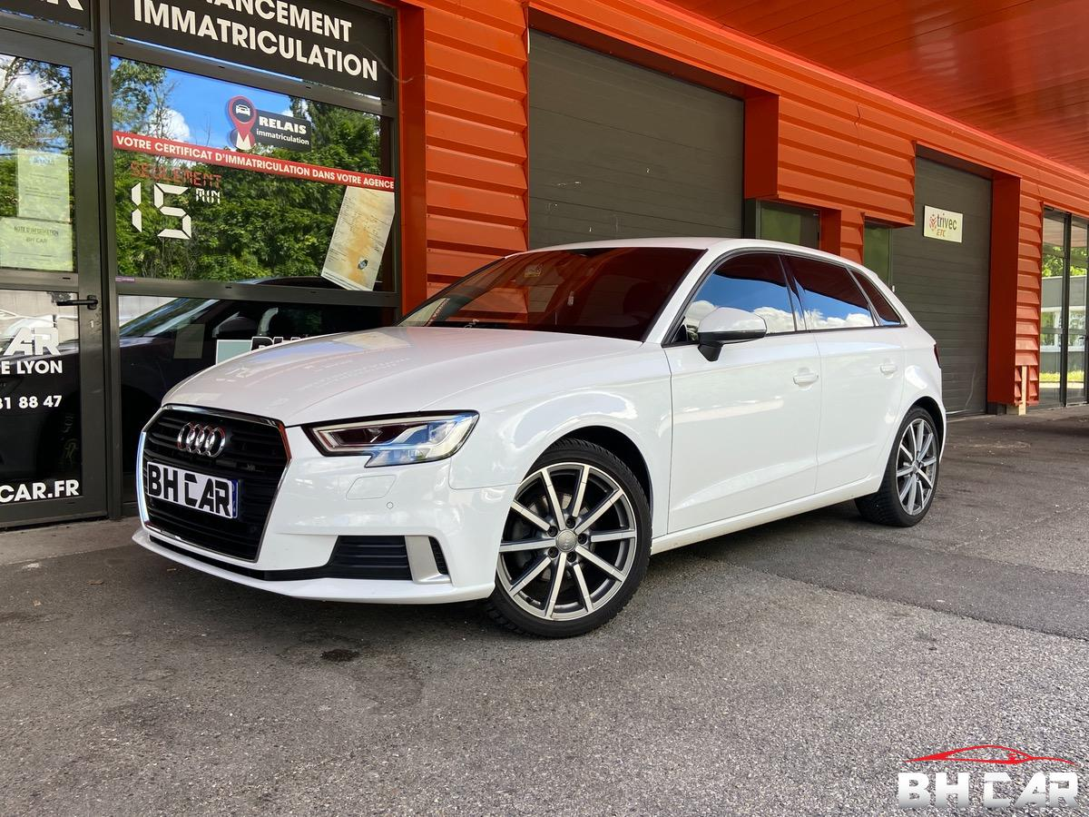 Audi A3 SPORTBACK 2.0l TDI SPORT 150chv