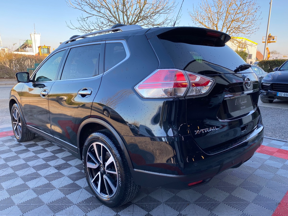 Nissan X-trail 1.6 DIG-T 163 7 PLACES FULL OPT h
