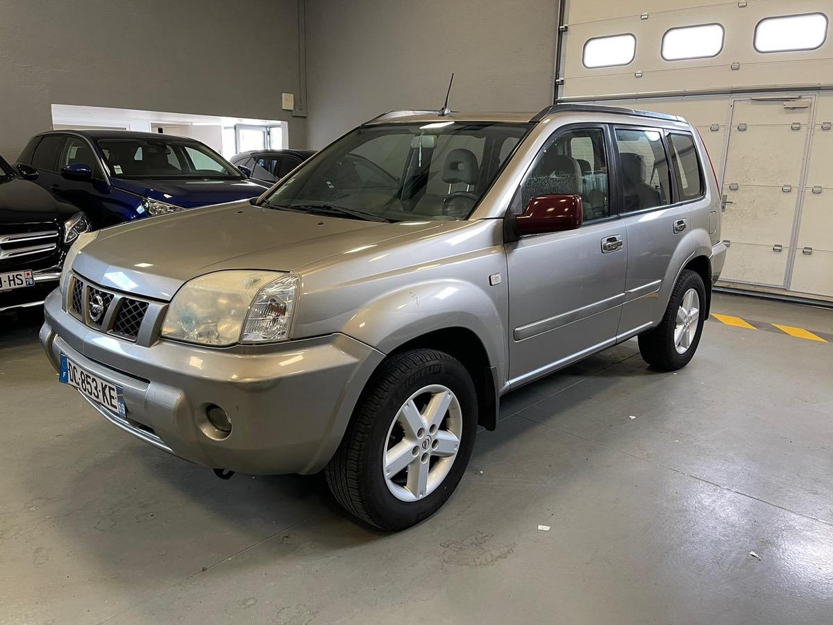 Nissan X-trail 2.2DCI 136CV 4X4 DE 2005 A 4490