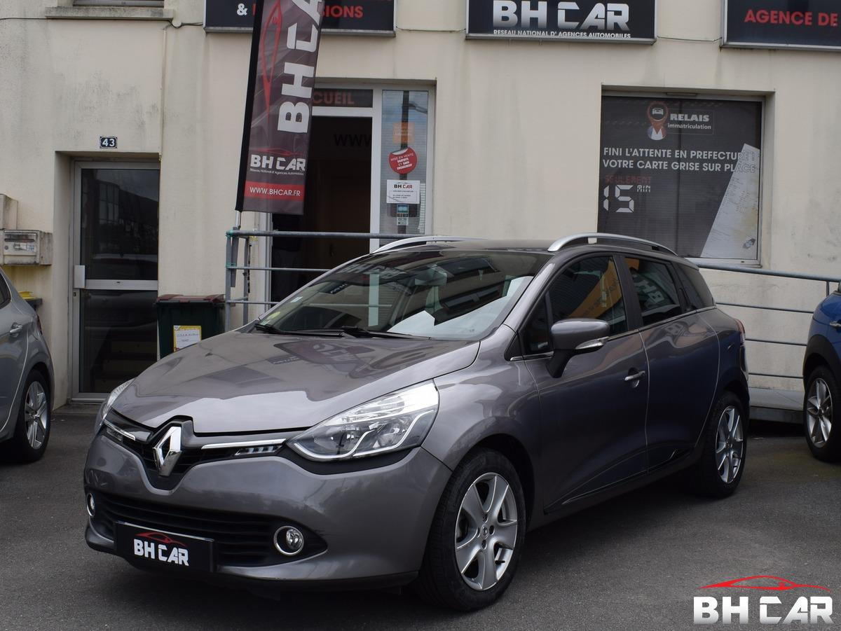 Renault Clio estate 1.5L dci 90ch Intens