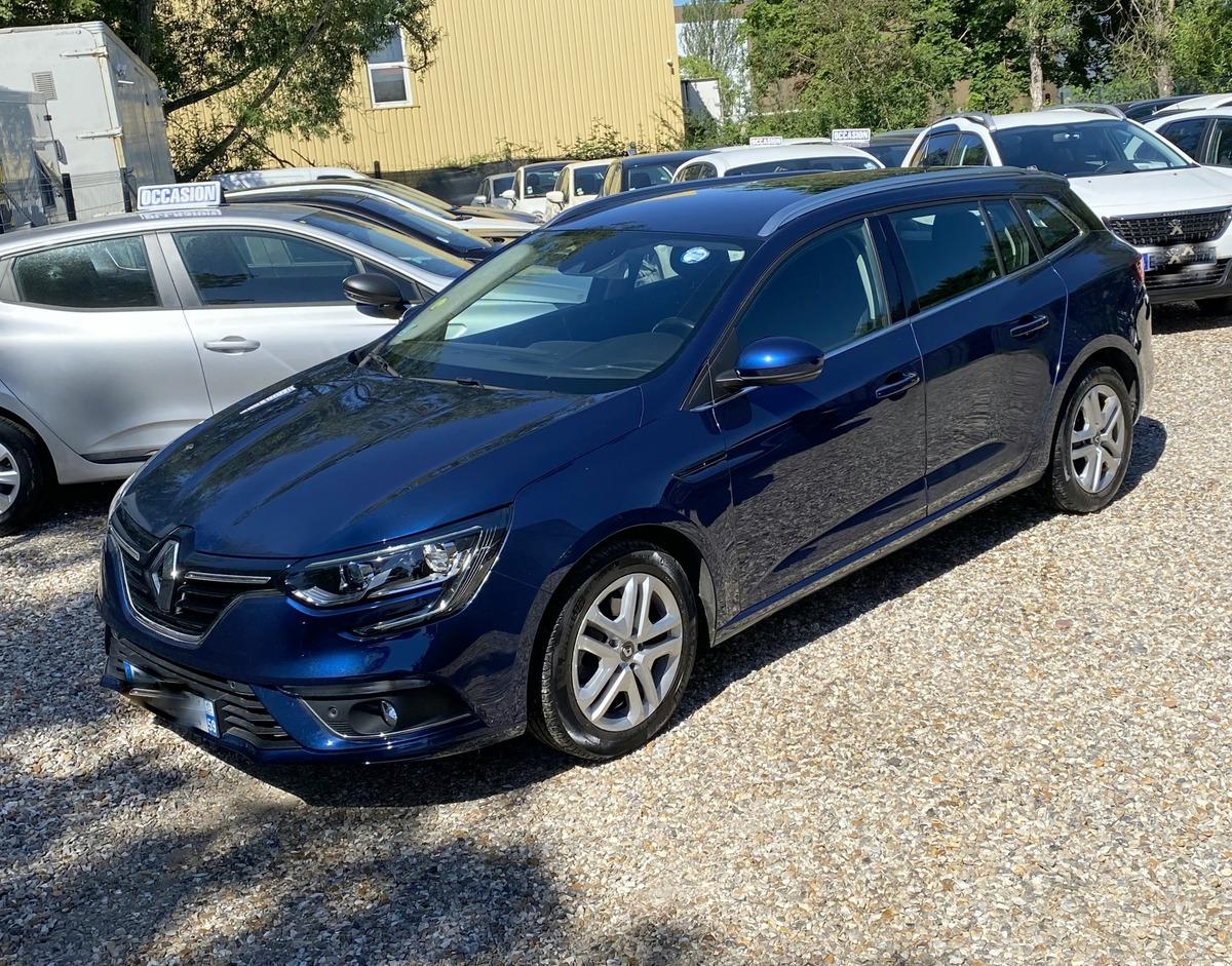 Renault Megane ESTATE 1.5 DCI BUSINESS 95G 7492 HT