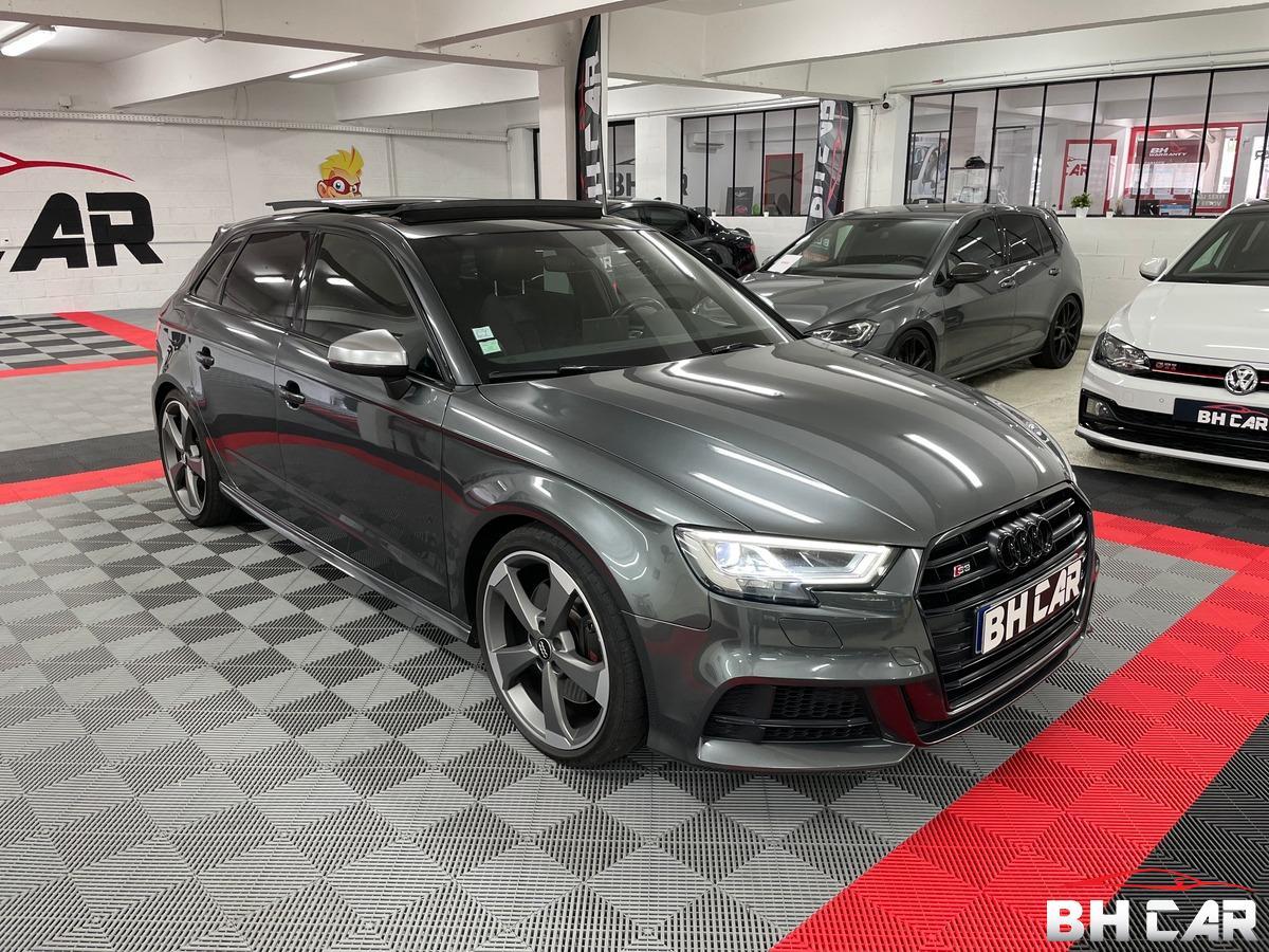 Audi S3 sportback quattro 2.0 tfsi - 310 cv
