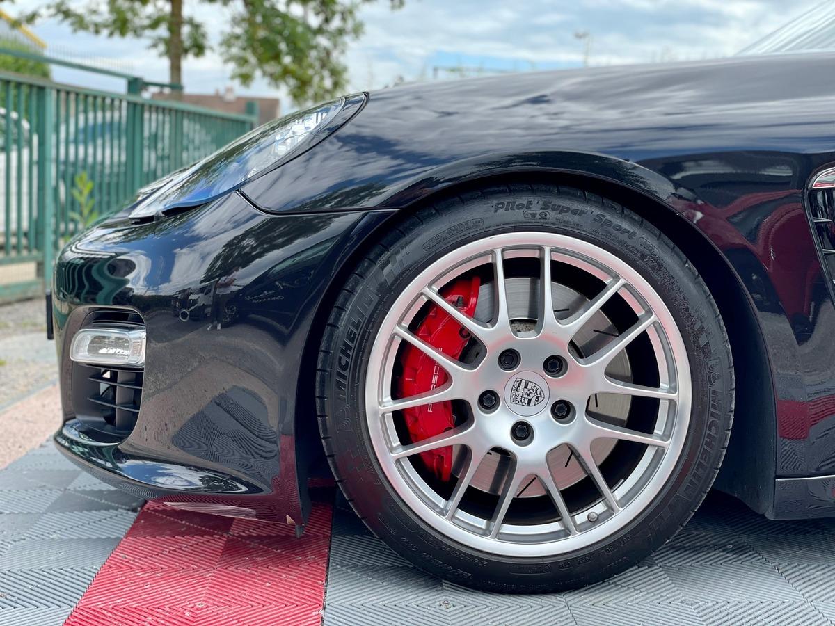Porsche Panamera TURBO 4.8 V8 500 APPROVED FULL c