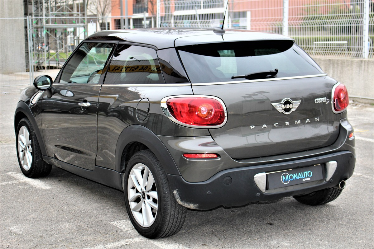 Mini Paceman (R61) Cooper D 1.6 PACK CHILI 112 ch