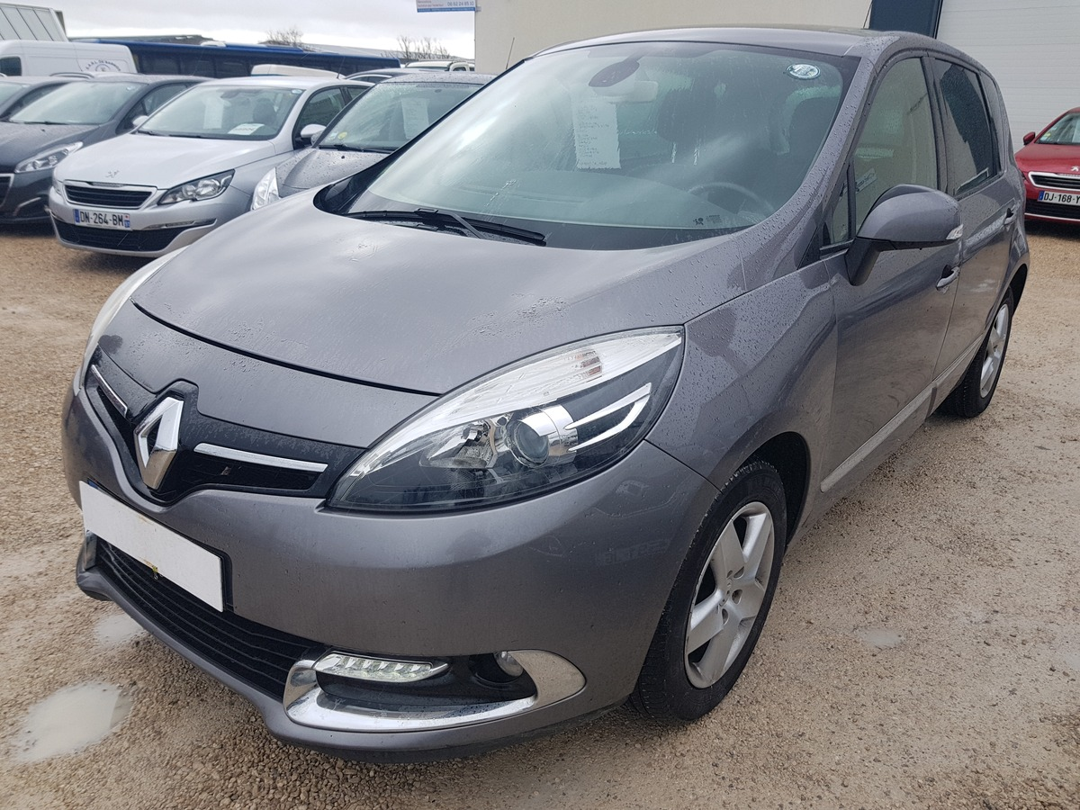 Renault Scenic 1.5 dCi 110 Business GPS 1ere Main