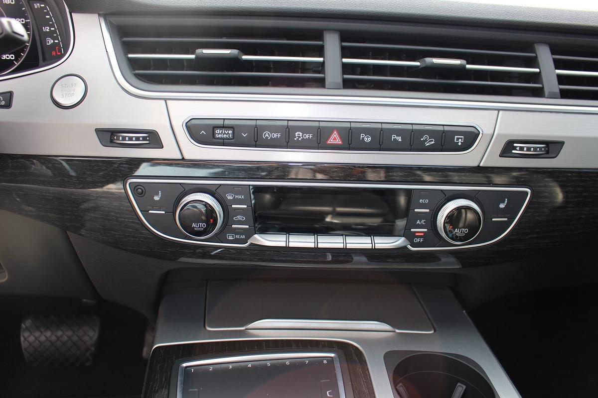 Audi Q7 3.0 V6 TDI AVUS QUATTRO 272 ch 7 PLACES