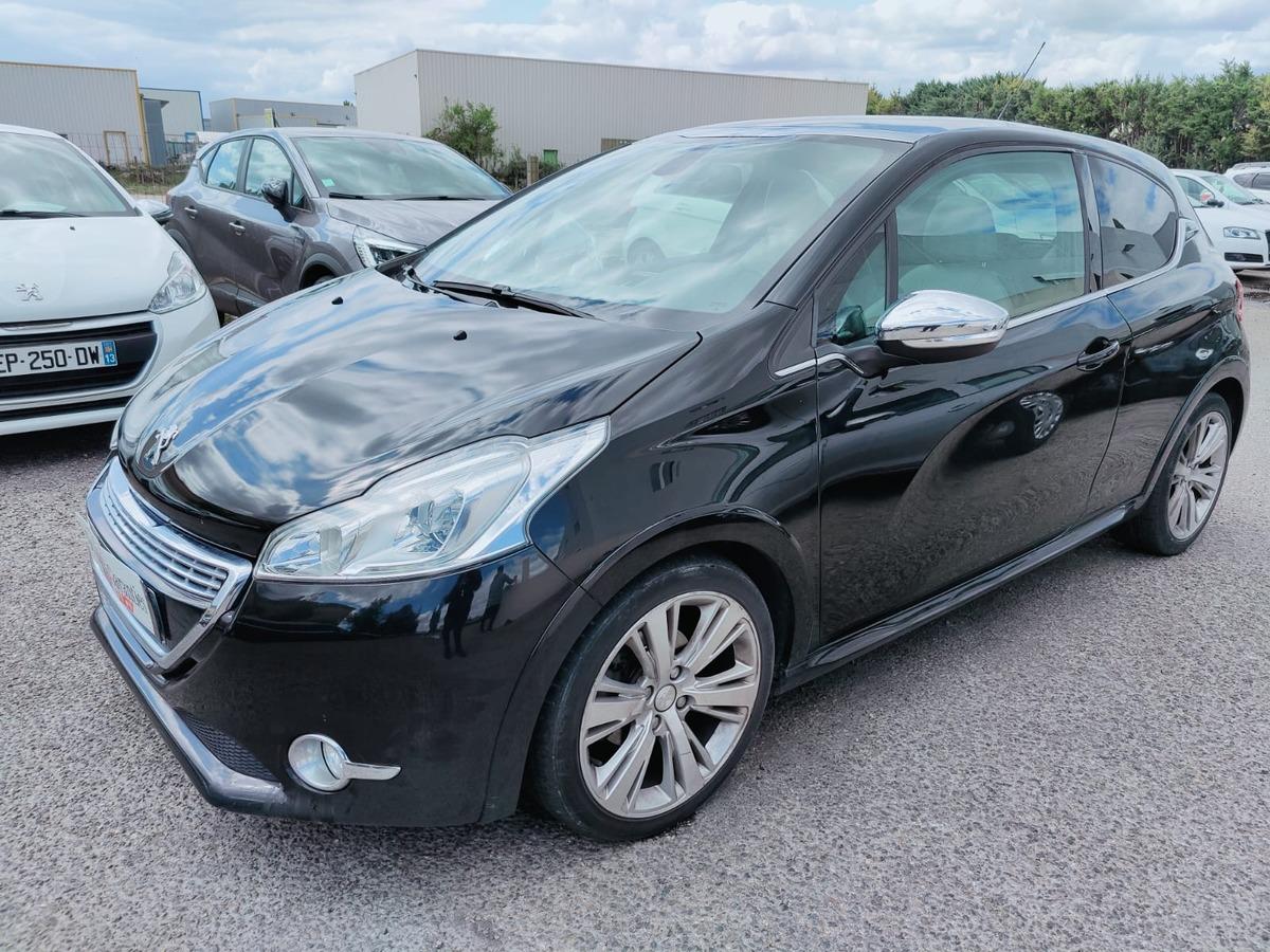 Peugeot 208 1.6 e-hdi 115cv XY 95kms garantie 6m