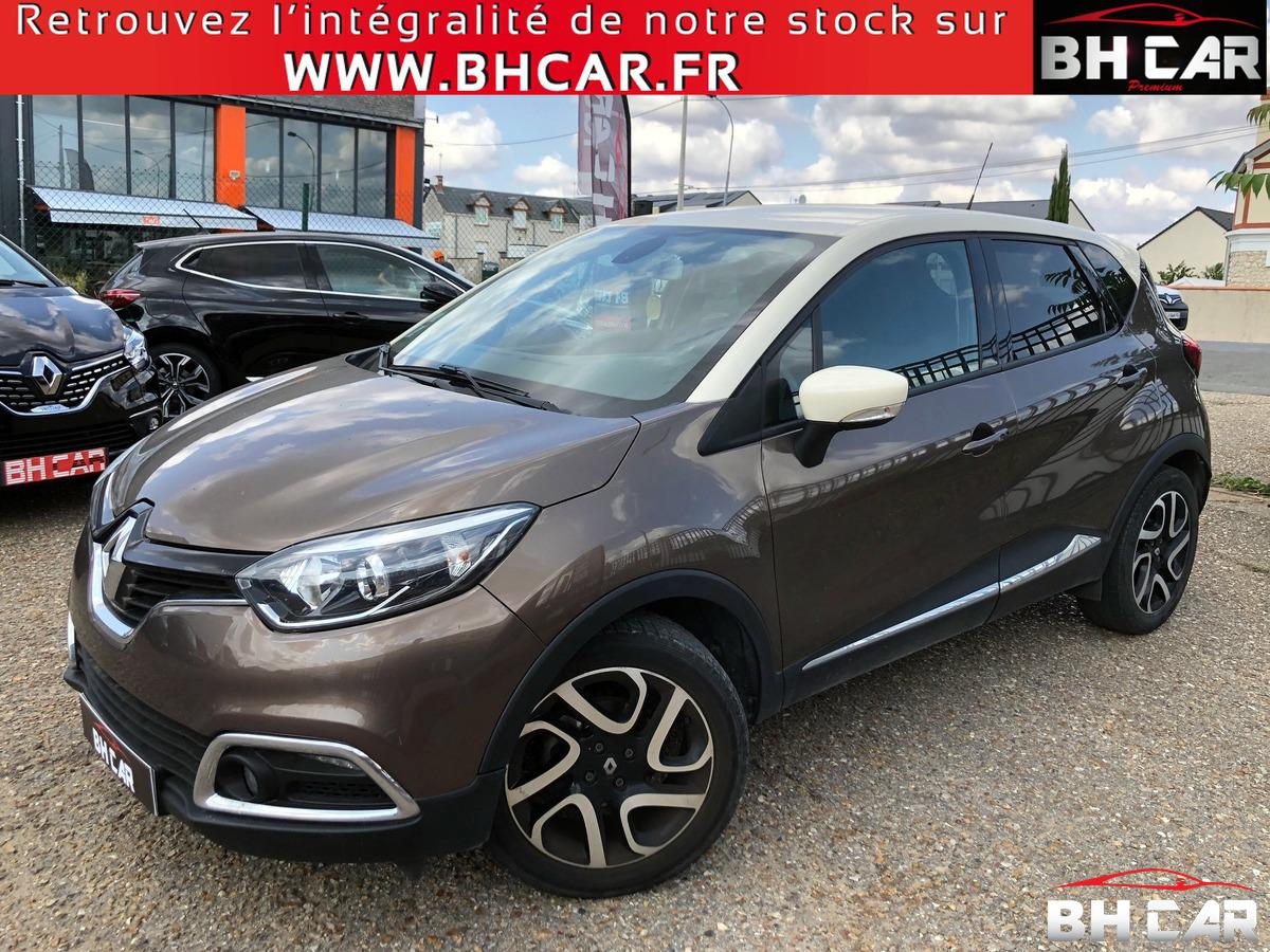 Renault Captur ECO 2 0.9 TCE 90 INTENS GPS