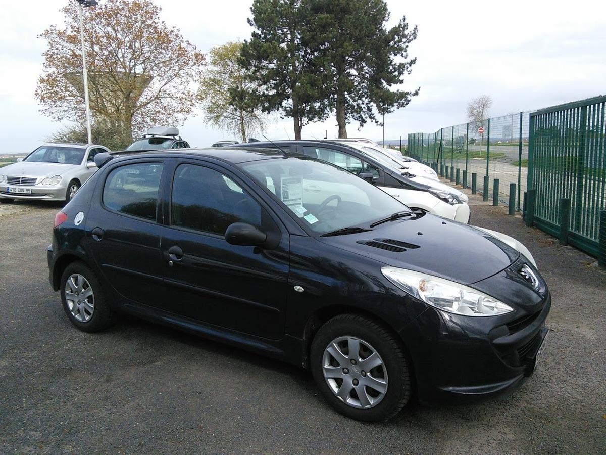 Peugeot 206+ 1.1 URBAN 60CV 68992KM