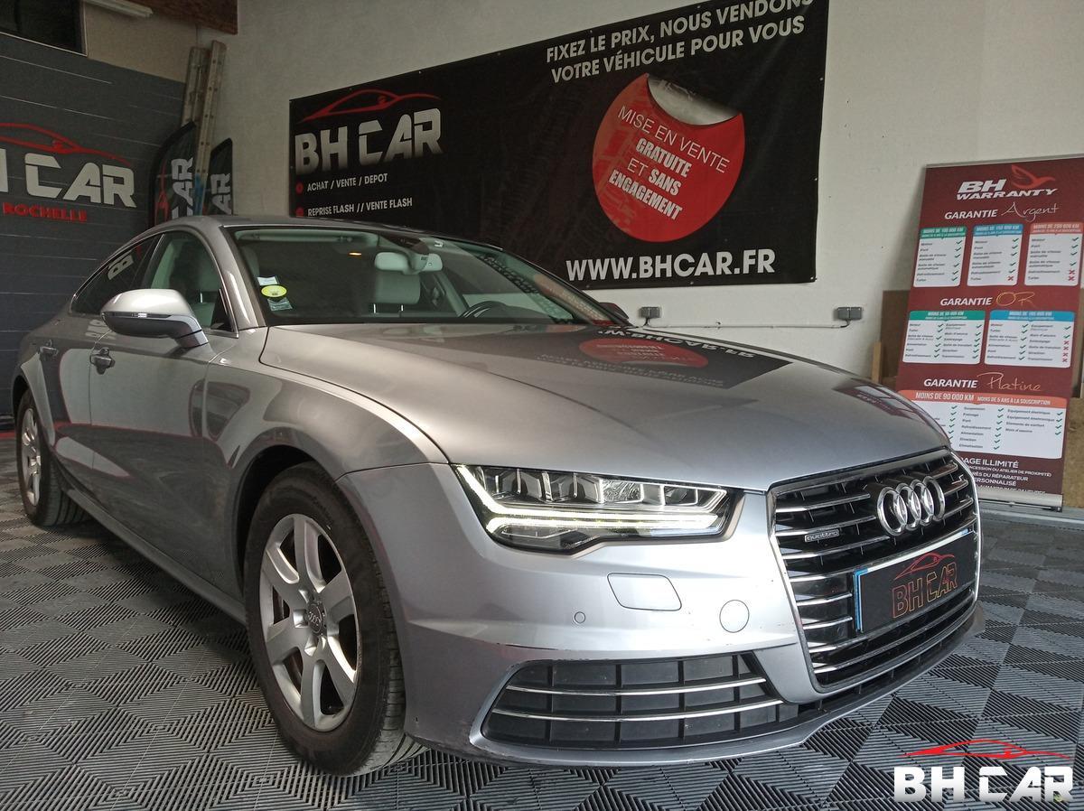 Audi A7 quattro 3.0 v6 tdi - 218 - bv s-