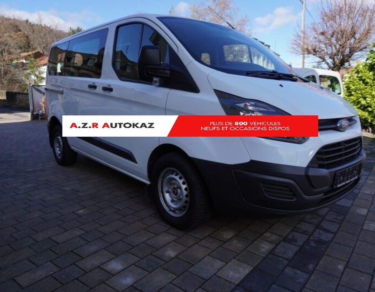 Ford Transit Custom 300 L1 9 Places