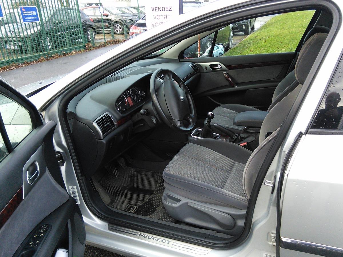 Peugeot 407 2.0 136 HDI 127501km