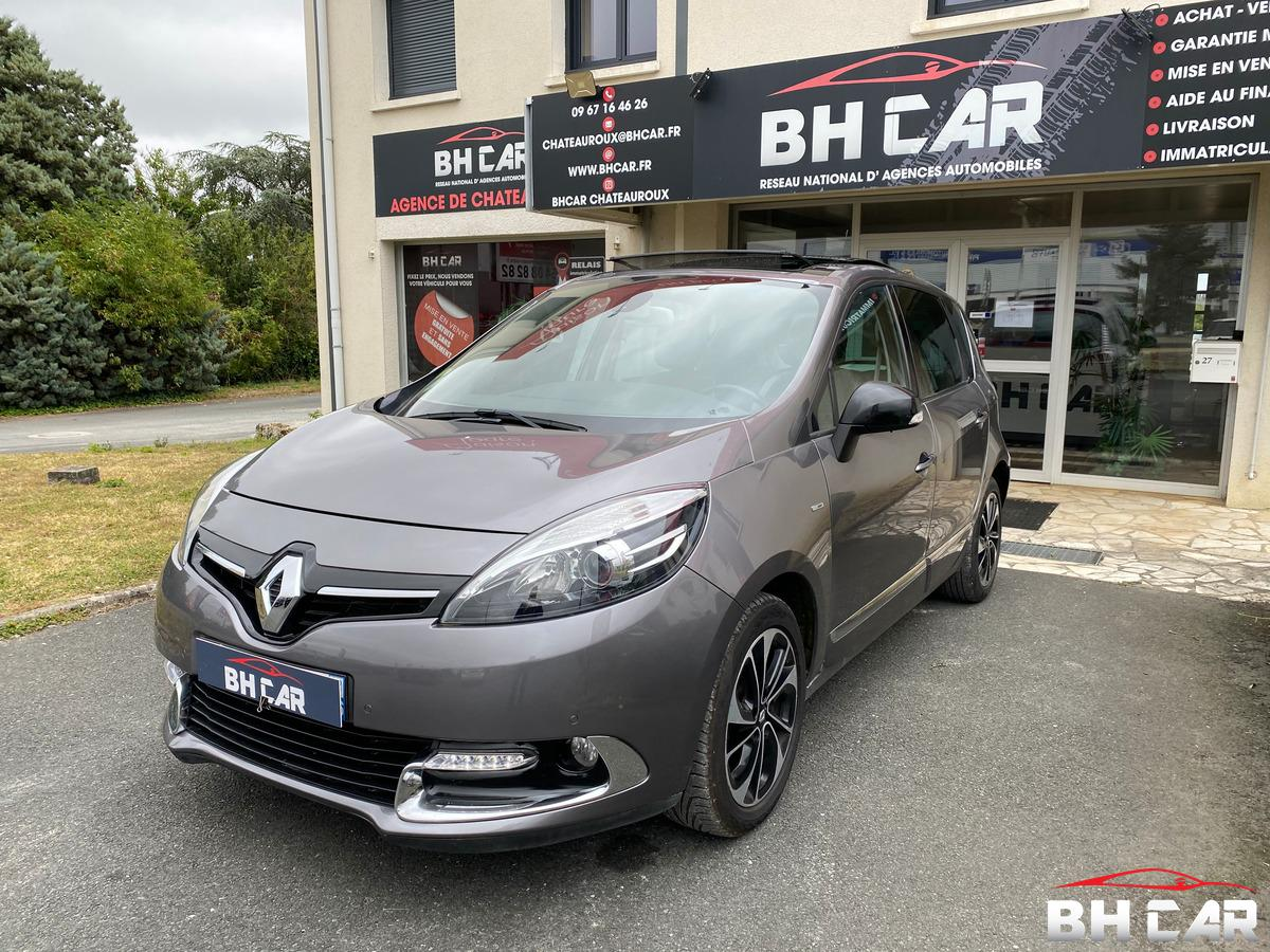 Renault Megane scenic 1.6 energy dci - 130 CHV