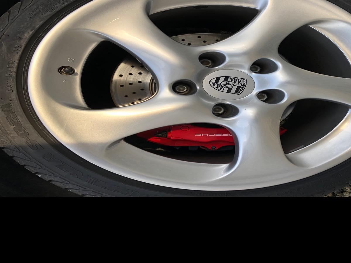 Porsche 911 cabriolet 3.6i - bva tiptronic 1