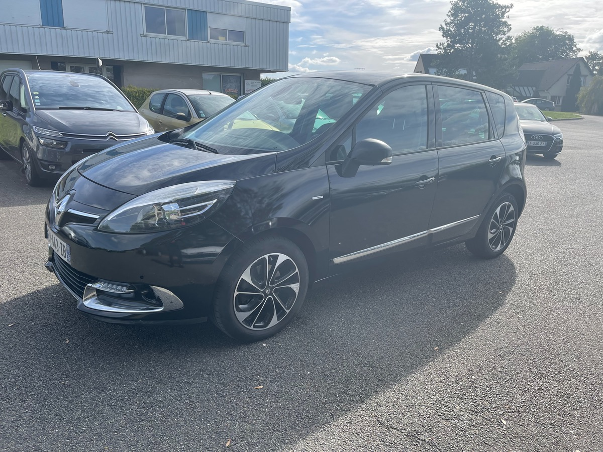 Renault Megane scenic Bose 1.5 dci - 110