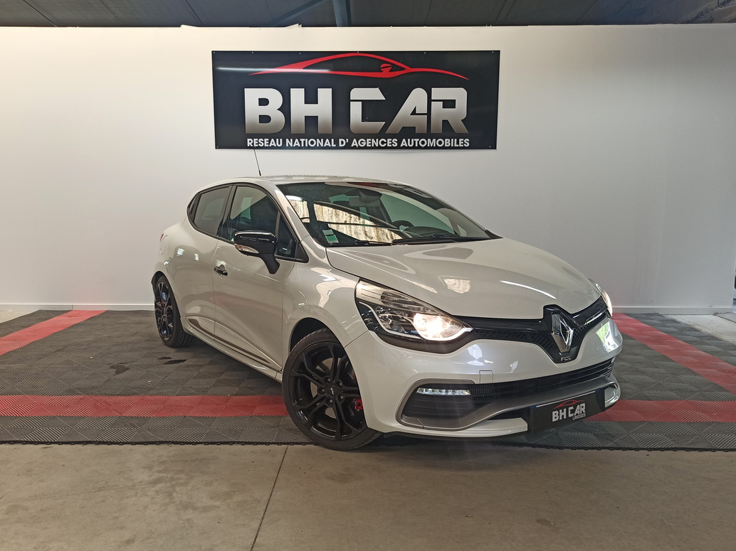 Renault Clio IV RS cup 200 Ch