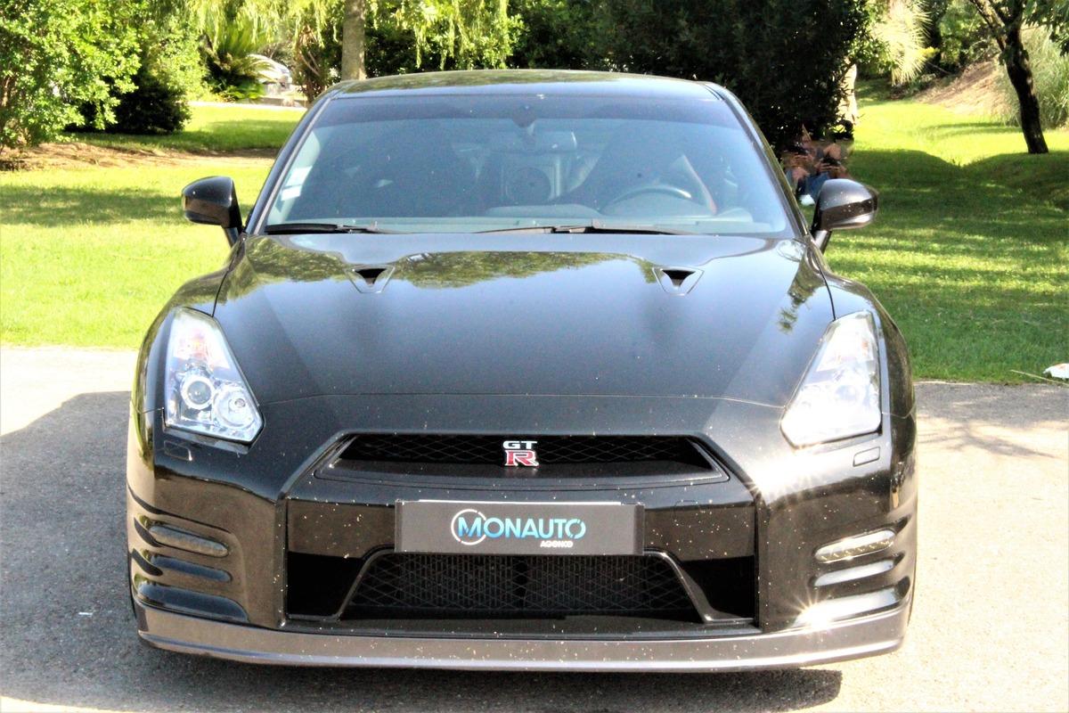 Nissan Gt-r 3.8 V6 Black Edition 530 cv