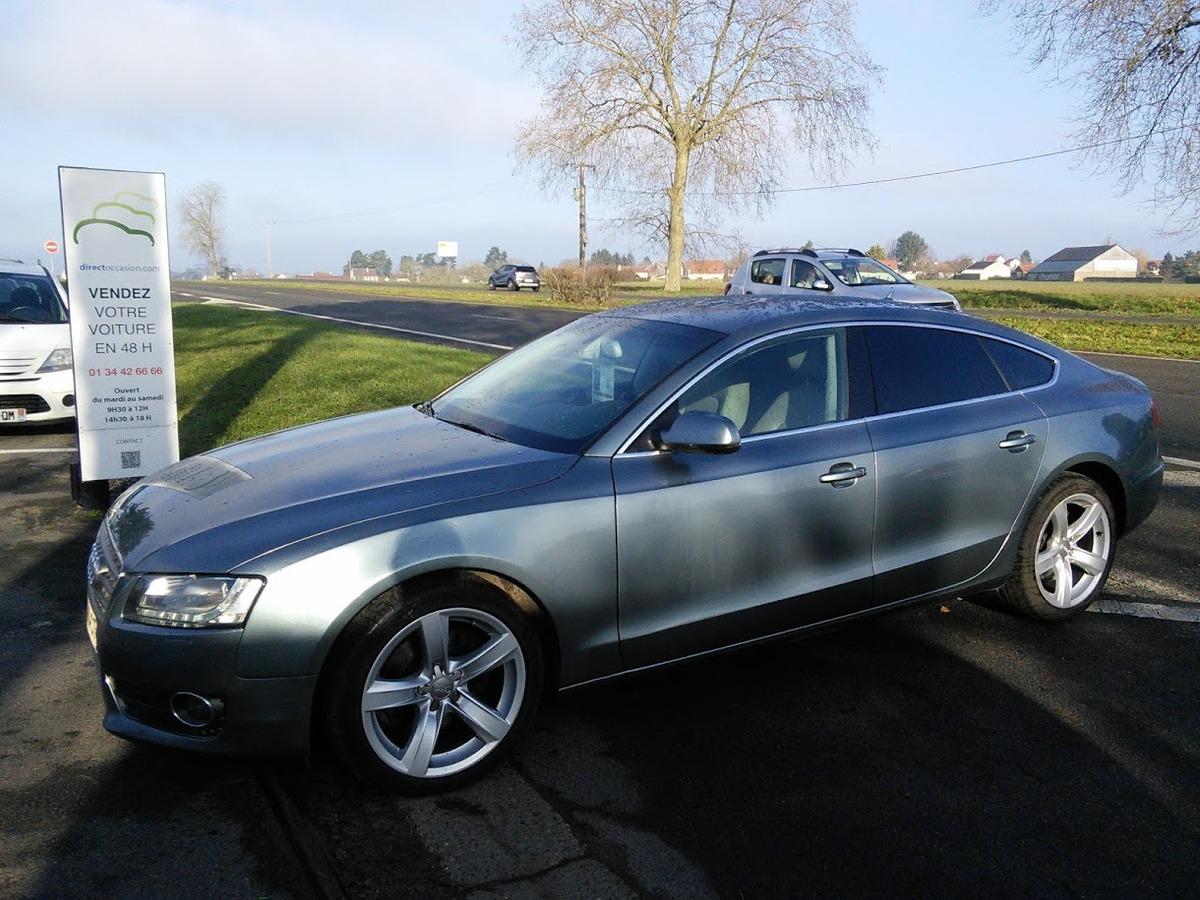 Audi A5 SPORTBACK 2.0 TDI 170 AMBITION 119700km