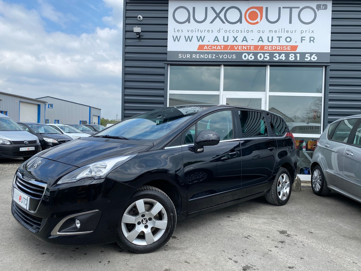 Peugeot 5008 1.6 hdi 116ch active 5 places 65052km