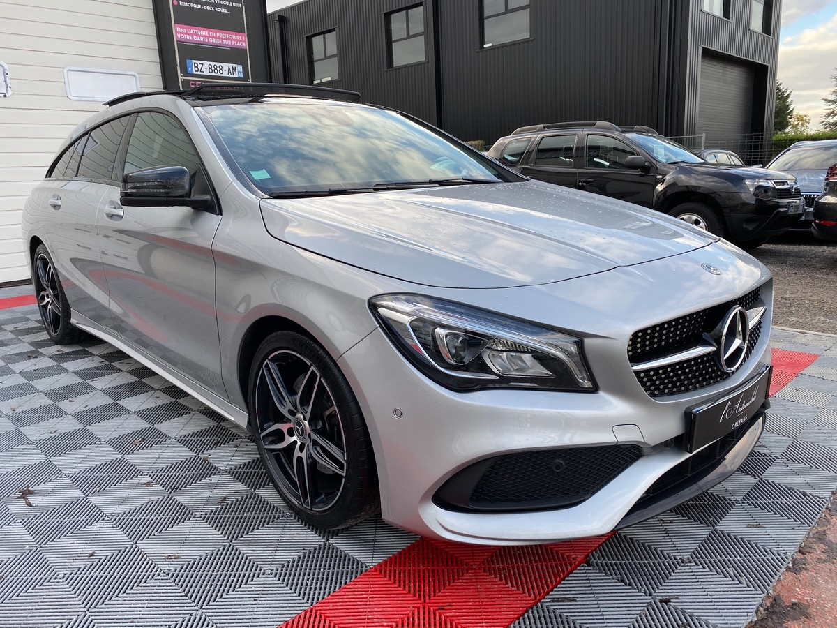 Mercedes Classe Cla 220cdi Fascination AMG 177ch