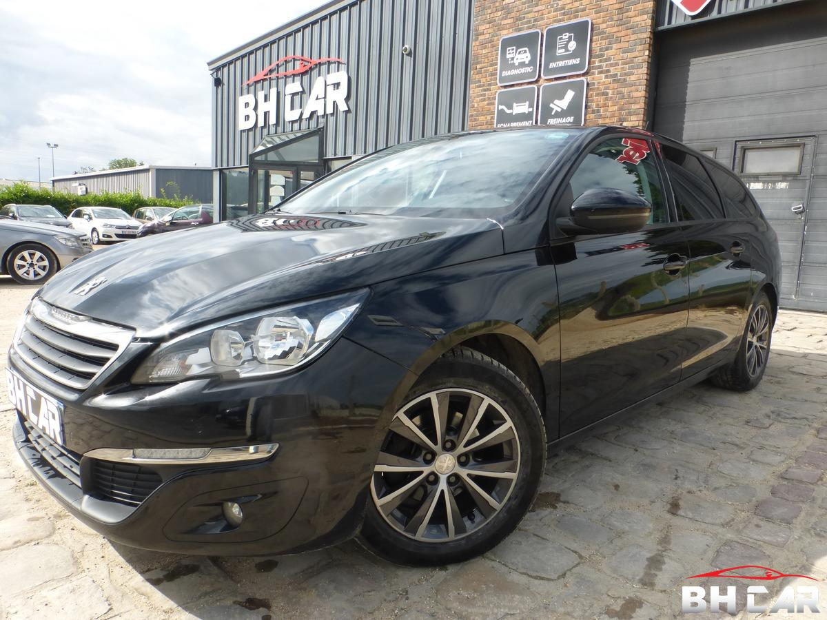 Peugeot 308 SW 1.6 hdi 120 chv GPS