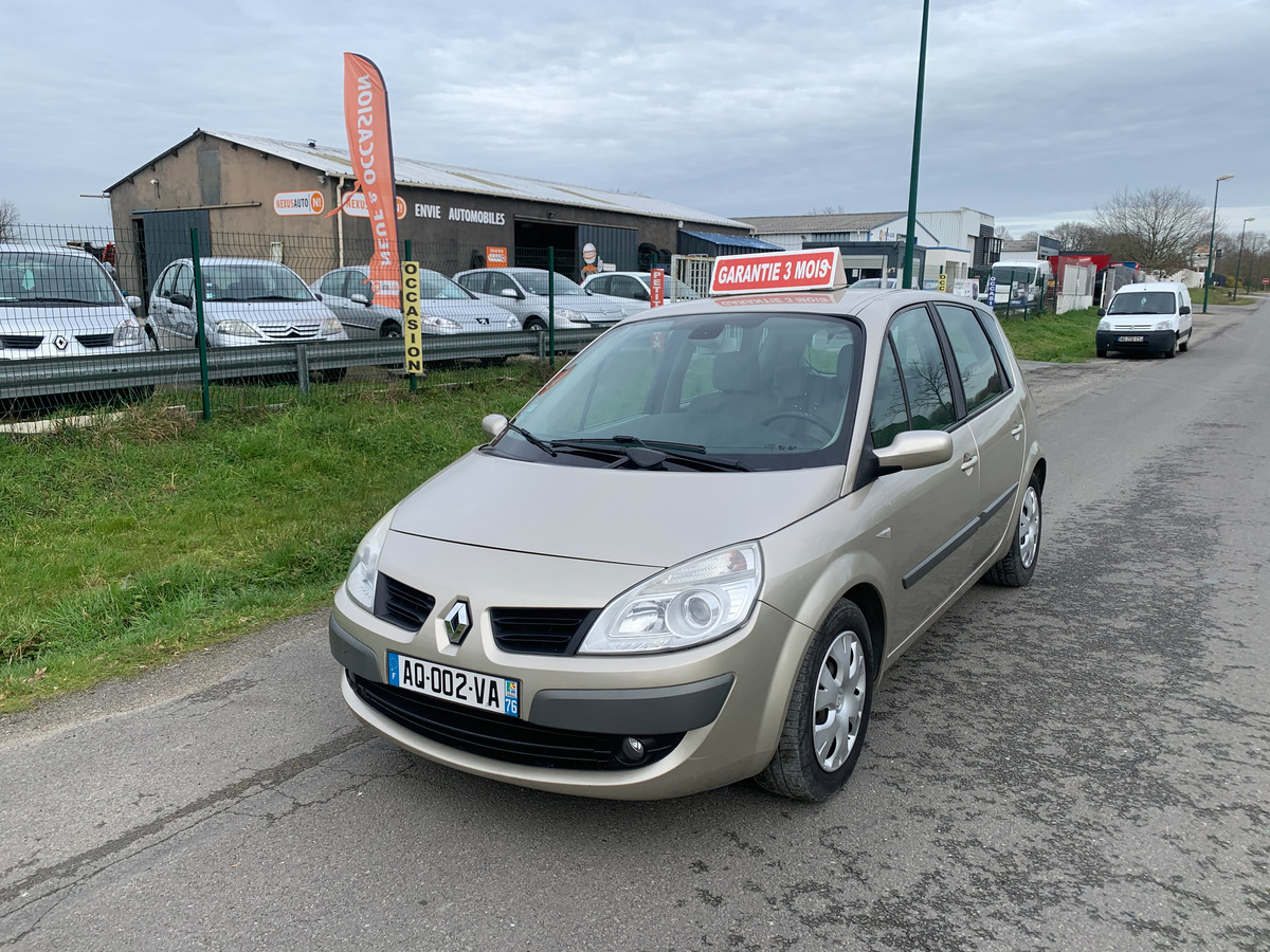 Renault Scenic 1.9 DCI 130CH 141303KM