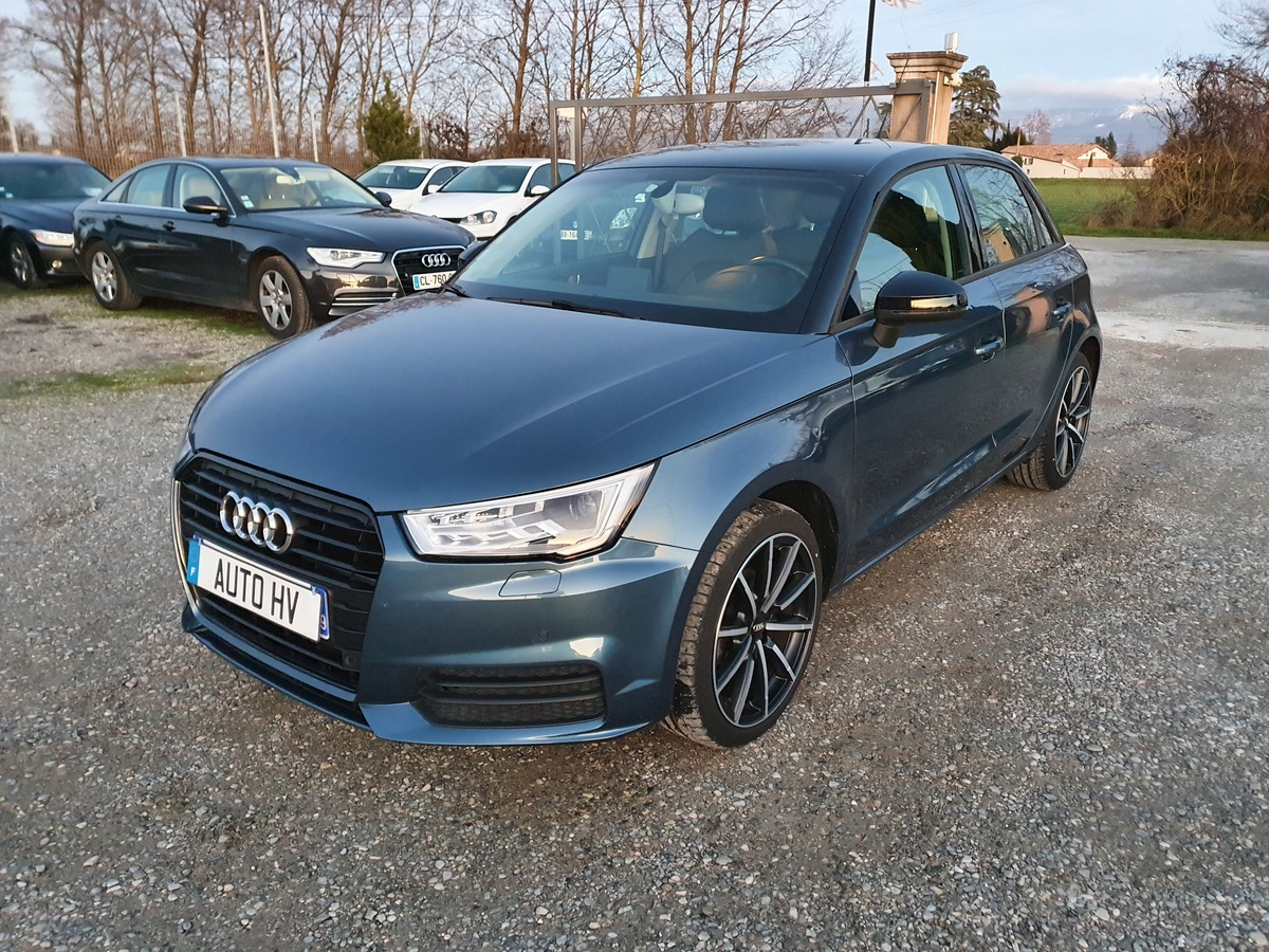 Audi A1 sportback 1.4 tdi  90  MIDNIGHT SERIES R10