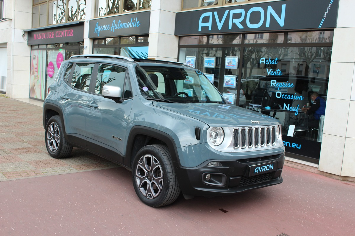 Jeep Renegade 1.4 MULTIAIR S&S 170 LIMITED
