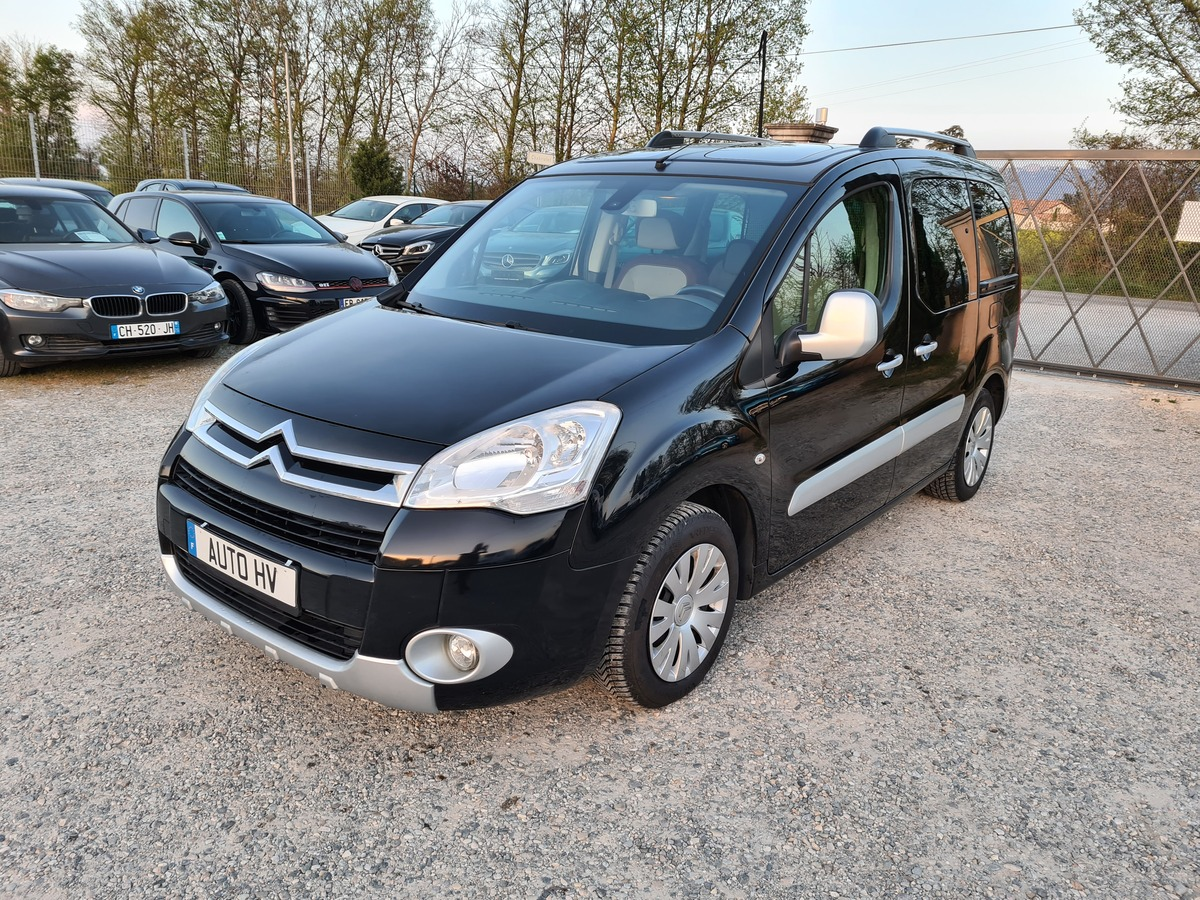 Citroen Berlingo 1.6 HDI 112 MULTISPACE