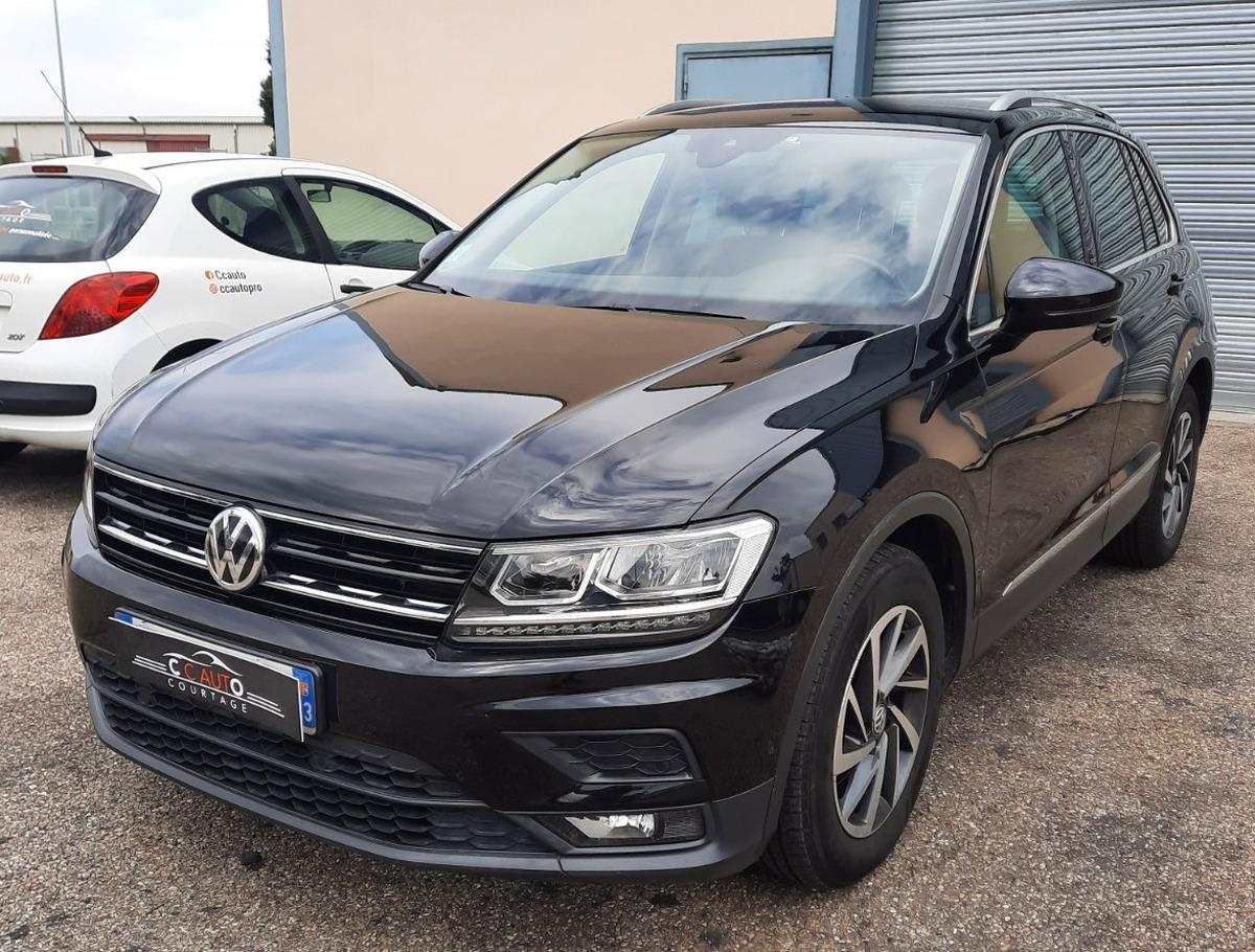 Volkswagen Tiguan 2.0 TDI 150 ch DSG 7 sound 5