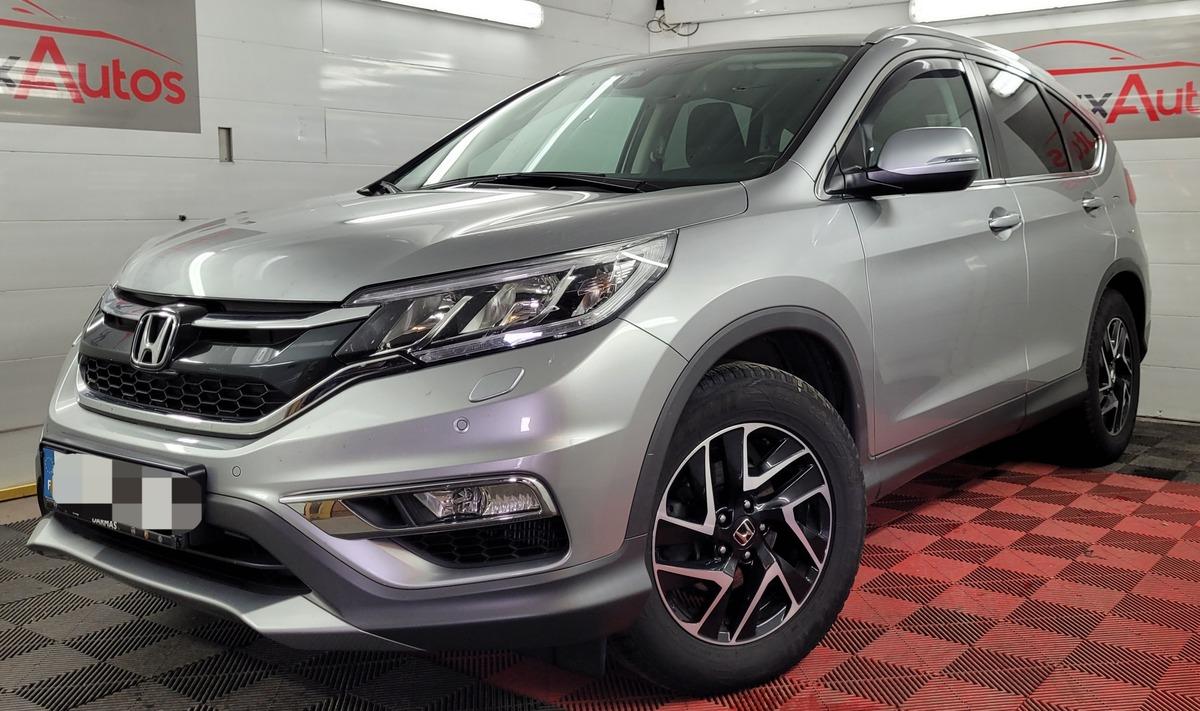 Honda Cr-v 1.6 I-dtec Executive 2WD + GPS + CAMERA