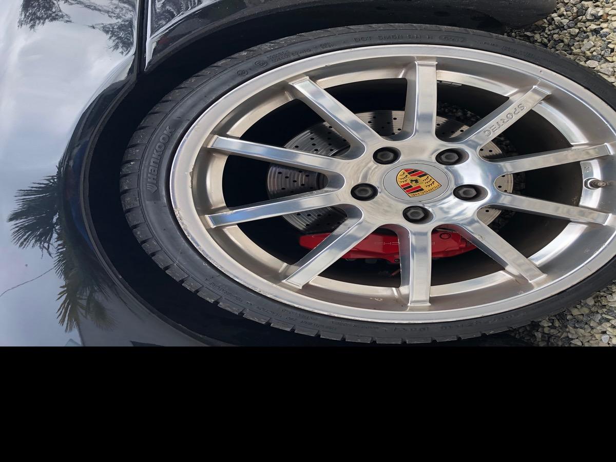 Porsche 911 3.6i turbo X50 FULL TECHART