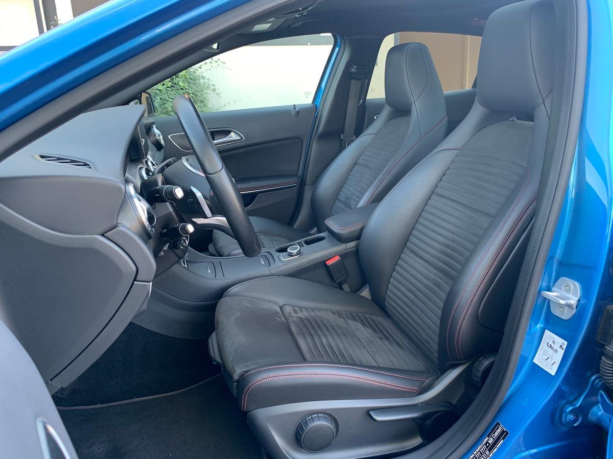 Mercedes GLA 200 Fascination AMG 7GT 4MATIC 200d